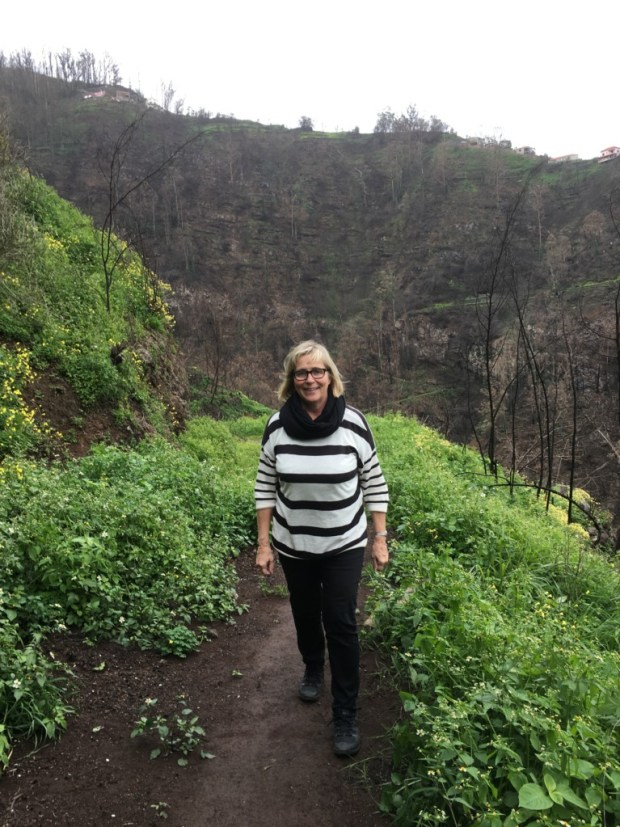 Levada walk Monte to Quinta do Palheiro Ferreiro