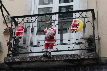 Lisbon balcony decoration
