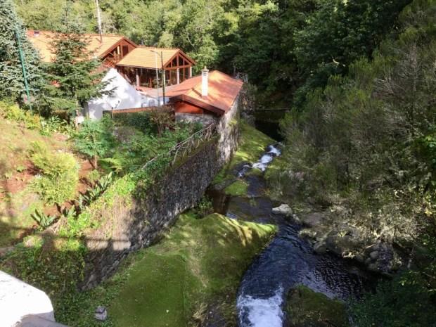 Ribeiro Frio, Madeira