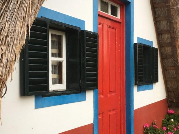 Santana day trip from Funchal, Santana triangular house