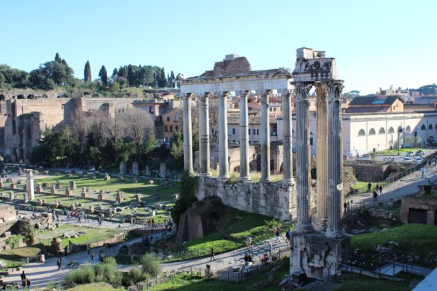 The Top 10 sights in Rome: The Roman Forum