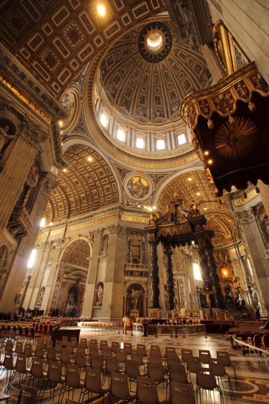 St Peter's Basilica, the Top 10 sights in Rome