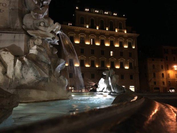 Rome Centro Storico Piazza della Rotonda
