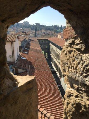 Uffici from Palazzo Vecchio