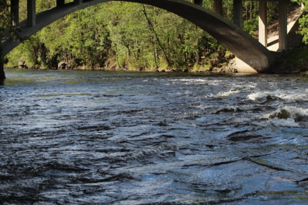 Konnekoski rapids
