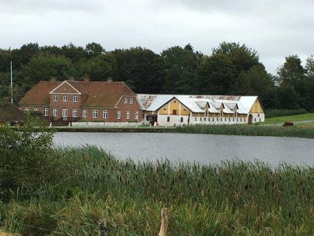 Dorf Mollegaard Jutland Denmark