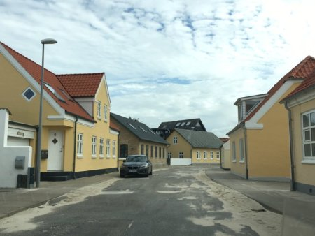 Sandy Lokken street Denmark