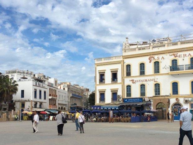 Place Moulau Hassan, Essaouira