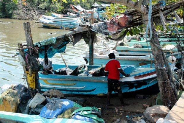 Negombo fisherman