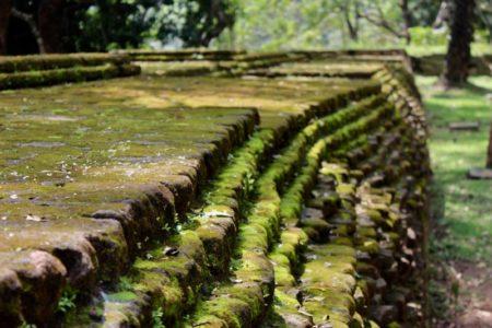 Polonnaruwa ruins, Sri Lanka