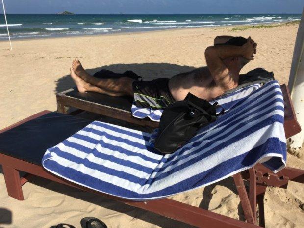 Pigeon Island Resort beach Nilaveli