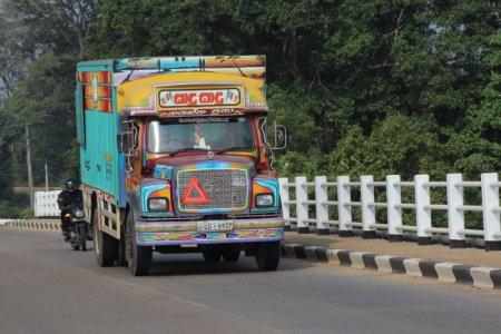 Sri Lanka traffic