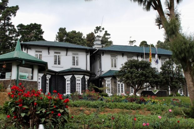 Nuwara Eliya colonial building
