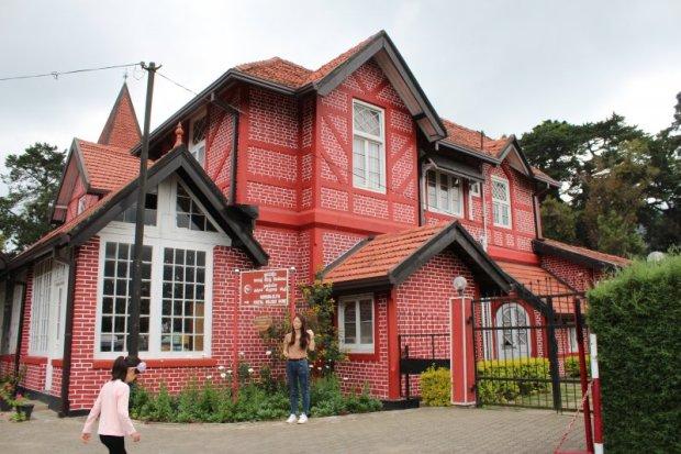 Old post office Nuwara Eliya