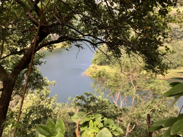 River view Kandy to Nuwara Eliya