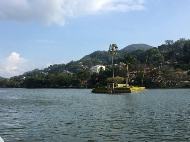 The king's island, Kandy