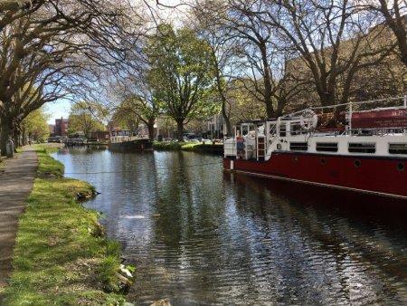 Dublin Grand Canal