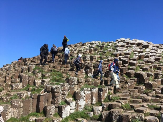 Giants Causeway day trip from Dublin