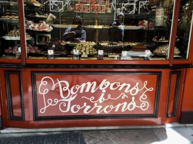 Bombons i Torrons, Palma