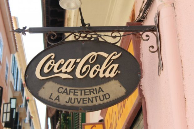 Cafeteria La Juventud, Palma de Mallorca old town