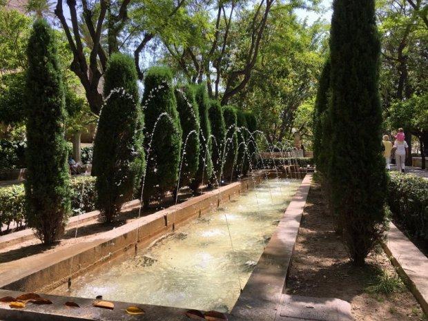 Fountains, Antoni Maura, Palma de Mallorca
