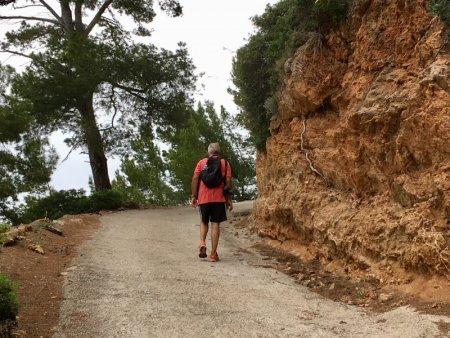 Hike to S'Estaca, Mallorca