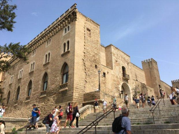Palau d'Almudaina, Palma de Mallorca