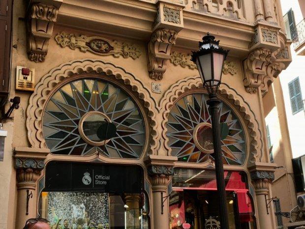 Palma architecture