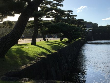 Imperial Palace Plaza moats, Tokyo