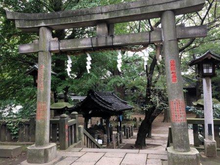 Yanaka shrine, Tokyo