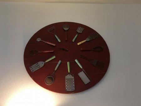 Hotel Nova Sintra clock