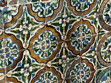 Palacio da Pena azulejos, Sintra