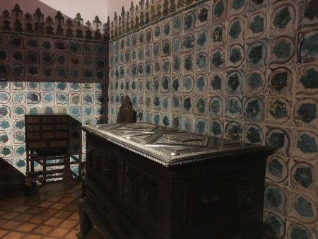 Palacio Nacional de Sintra azulejos
