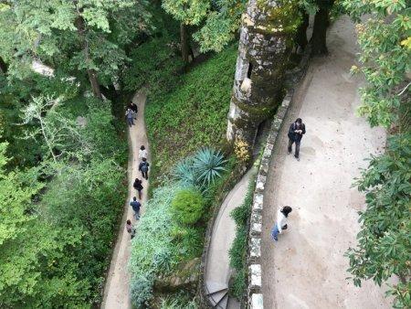 Regaleira gardens, Sintra