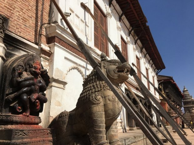 Nepal culture and UNESCO sites: Bhaktapur