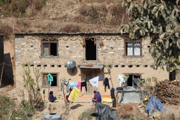 Nagarkot day hike through villages