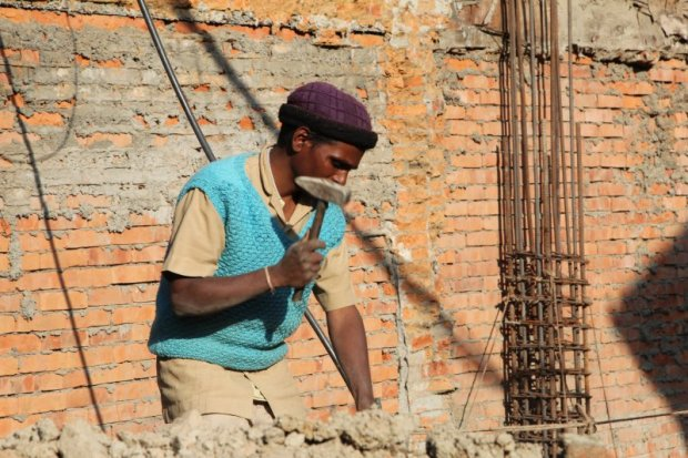Rebuilding the country after the 2015 earthquake