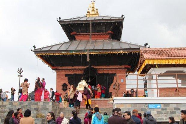 Bhaleshwor Mahadev, Chandragiri Hills
