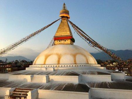 Boudanath Stupa, Kathmandu