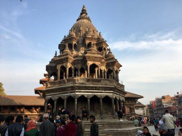 Chyasin Dega, Patan Durbar Square