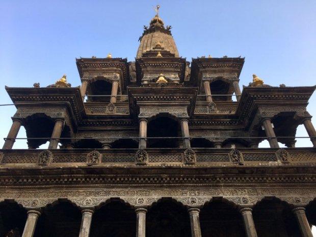 Sights around Kathmandu: architecture of, Patan Durbar Square