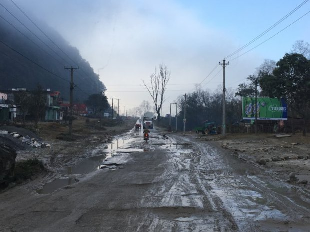 Pokhara to Kathmandu road: what will this be?