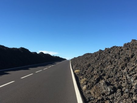 Lava of Parque Nacional del Teide, Tenerife