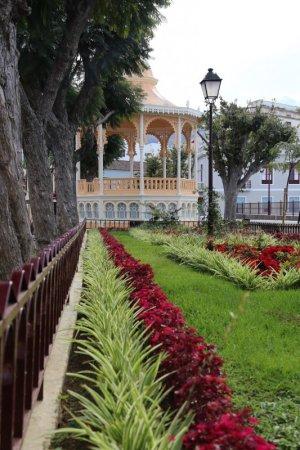 Park in La Orotava, Tenerife