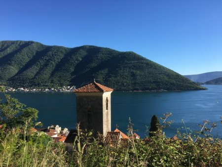 Bay of Kotor from Perast