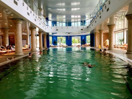Hotel Splendid indoor pool