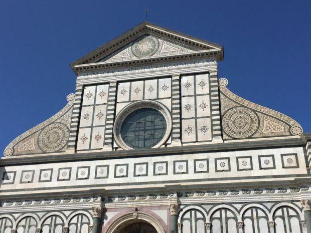Il Duomo di Firenze, Italy by train and car