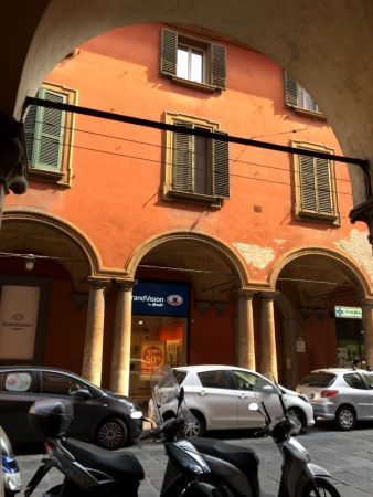 Arches of Strada Maggiore, Bologna