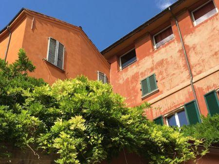 Piazza Santo Stefano homes, Bologna
