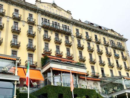 Grand Hotel Tremezzo, Lago di Como